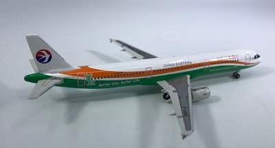 "China Eastern A321 ""Expo 2010"" ~B-2290 (1:400)"