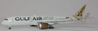 Gulf Air B787-9 New 2018 Livery A9C-FA (1:400) by JC Wings Diecast Airliners