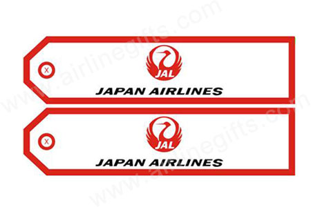 Japan Airlines Crane Key Tag  RBF601