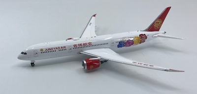 "Juneyao Airlines B787-9 ""Peony Livery"" B-1115 (1:400) - , Phoenix 1:400 Scale Diecast Aircraft, Item Number PH4DKH1828"