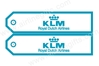 KLM20, ACI Aviation Jewelry and Bagtem Number RBF620