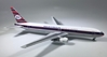 "Martinair 767-300 ""Retro Colors"" (1:400) by Phoenix 1:400 Scale Diecast Aircraft"