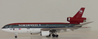 Northwest DC-10-40 Special marking N144JC