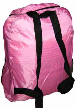 Powder Puff Pilot Backpack for Girls - BPPPC