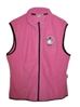 Powder Puff Pilot Ladies Microfleece Vest-Pink - MVP-S