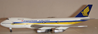 Singapore Airlines B 747-212B 1:400