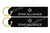 Star Alliance Key Tag RBF669