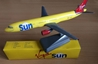"Virgin Sun A321-200 G-VKIS ""Sunkissed Girl"" (1:200), Flight Miniatures Snap-Fit Airliners Item Number WSTRVIRA321"
