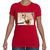 Willa Brown Chappelly  T-shirt Adult, Women Fly Item Number TS-WFWCHAPPELLY