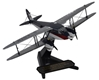 de Havilland DH.89 Dragon Rapide, G-AGTM, Army Parachute Association (1:72), Oxford Diecast 1:72 Scale Models Item Number 72DR010