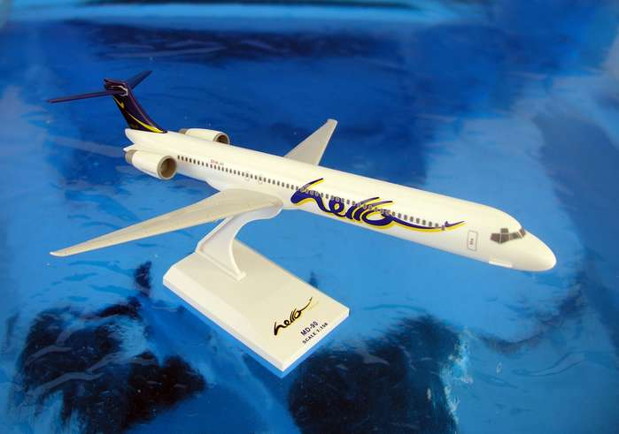 Hello MD-90 (1:150), SkyMarks Airliners Models Item Number SKR378