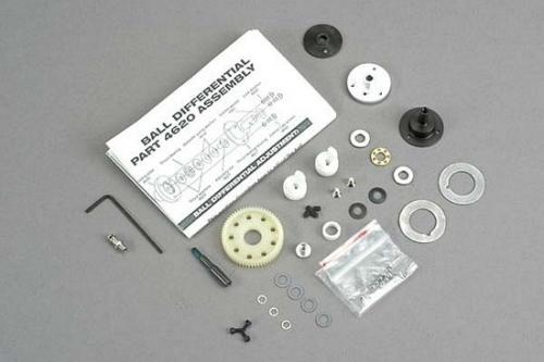 Ball Differential, Traxxas Radio Control Item Number TRX4620