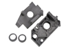 Side Plates Rear Left/Right Nitro 4-Tec 3.3, Traxxas Radio Control Item Number TRX4824A