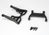 Wheelie Bar Arm (1)/ Connector (1)/ 3X12 SS (Hex Drive) (4), Traxxas Radio Control Item Number TRX4974