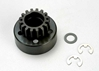 Clutch Bell 15T/Washer/E-Clip Mod 1 Revo, Traxxas Radio Control Item Number TRX5215