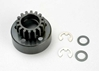 Clutch Bell 16T/Washer/E-Clip Mod 1 Revo, Traxxas Radio Control Item Number TRX5216