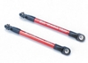 Push Rod (Aluminum) (Assembled With Rod Ends) (2) (Use With Progressive-2 Rockers), Traxxas Radio Control Item Number TRX5918X