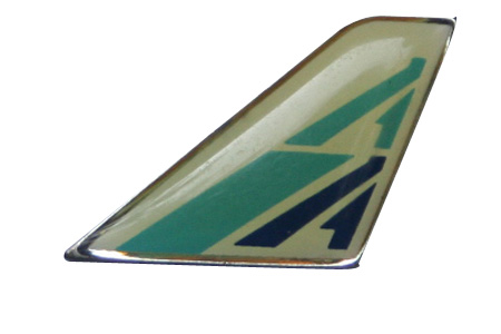 Aerolineas Argentinas Retro Lapel Pin / Tie Tack, ACI Aviation Jewelry and Bag Tags Item Number PIN003