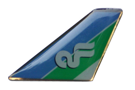 Air Florida Lapel Pin / Tie Tack, ACI Aviation Jewelry and Bag Tags Item Number PIN011
