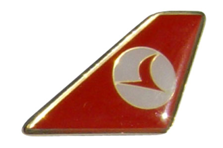 Turkish Airlines Lapel Pin / Tie Tack