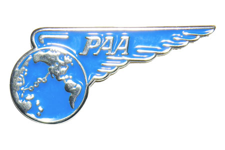PPL Wings Lapel Pin / Tie Tack, ACI Aviation Jewelry and Bag Tags Item Number PIN409