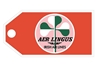 Aer Lingus Retro Bag Tag, ACI Aviation Jewelry and Bag Tags Item Number TAG234
