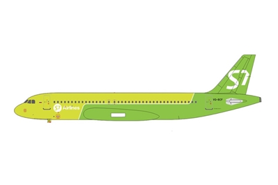 S7 Airlines A320neo VQ-BCF (1:400)