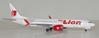 Thai Lion Air B737-9MAX HS-LSH (1:400), AeroClassics Models Item Number AC419312