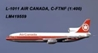 Air Canada L-1011 C-FTNF (1:400) by Lochness Airplane Models Item Number: LM419559