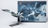 Sukhoi Su-35, Russian Air Force, Camo (1:72)  NEW TOOL!, Air Force 1 Diecast Item Number AF1-0116A