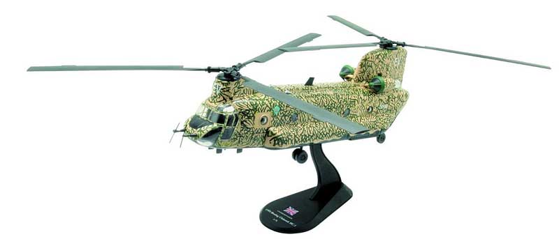 "Chinook HC.1, 7 Squadron, Royal Air Force, ""Operation Desert Storm,"" 1991 (1:72)"