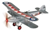 Hawker Hart Mk I RAF No.600 Sqn, RAF Hendon, London, 1935 (1:72), Corgi Diecast Aviation Item Number AA39601