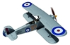 Hawker Hart - J9941, 54 Sqn, RAF Museum, Hendon (1:72), Corgi Diecast Aviation Item Number AA39604