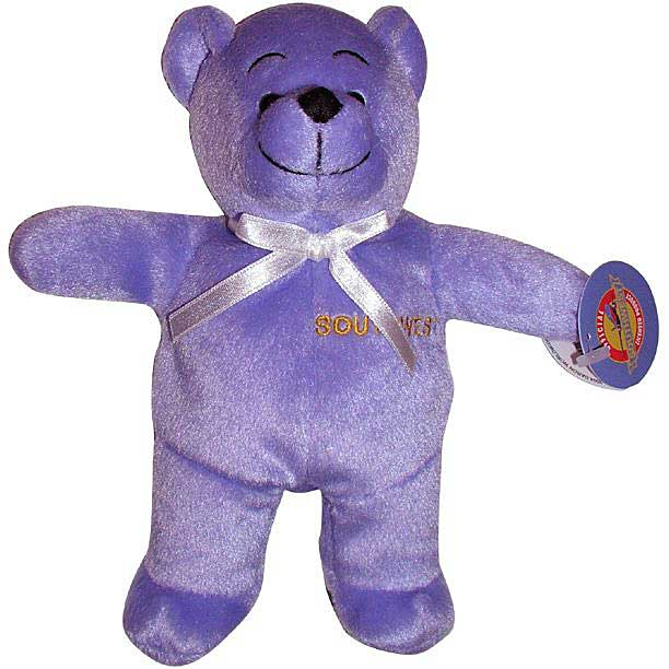 Southwest Airlines Plush Teddy Bear by Pllotwear Item Number MTB7002