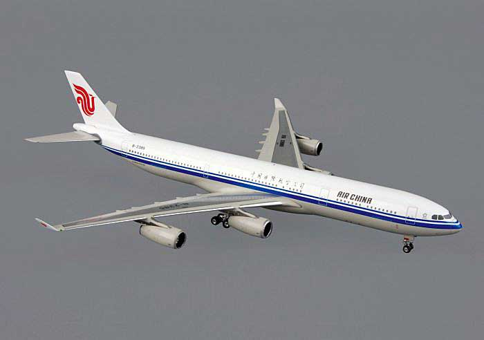 Air China A340-300 B-2385, Phoenix (1:400) Scale Diecast Aircraft, Item Number PH4CCA684