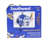 Southwest Airplane Keychain With Light & Sound New Livery by Toytech Item Number TT83084-1