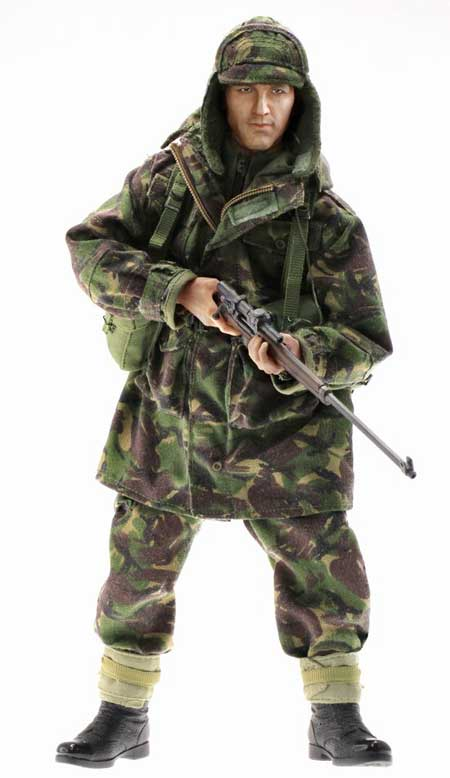 Phil (Private) - British Sniper, 2nd Battalion Parachute Regiment, Falklands War 1982 (1:6)