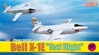 "Bell X-1E ""Test Flight"" (1:144), DragonWings 1:144 scale Diecast Warbirds Item Number DRW51029"