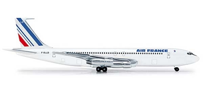 Air France 707-300 (1:500), Herpa 1:500 Scale Diecast Airliners Item Number HE523059