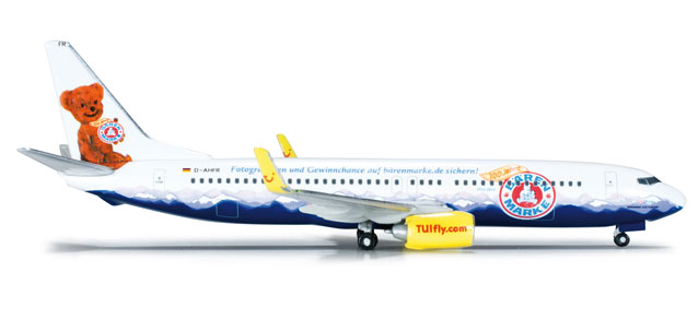 Tuifly 737-800 (1:500) Barenmarke - Special Sale Item