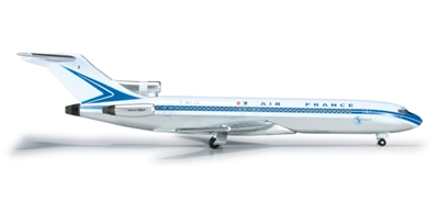 Air France 727-200 (1:500), Herpa 1:500 Scale Diecast Airliners Item Number HE524872