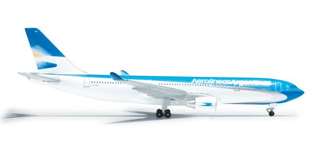 Aerolineas A330-200 (1:500), Herpa 1:500 Scale Diecast Airliners Item Number HE526241