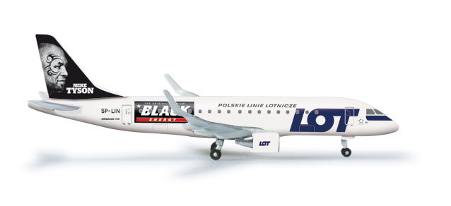 Lot ERJ175 (1:500) Mike Tyson