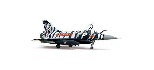 French Air Force Mirage 2000 Ec1/12 Tiger Meet (1:200), Herpa 1:200 Scale Diecast Airliners Item Number HE553520