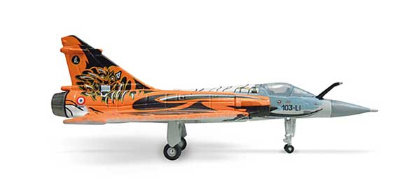 French Air Force Mirage EC 1/12 (1:200) Tiger Meet 2010