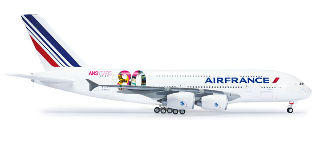 Air France A380 (1:200) 80TH Anniversary