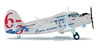 "UT Air Antonov AN-2 ""From Ocean to Ocean"" (RA-33390)  (1:200), Herpa 1:200 Scale Diecast Airliners Item Number HE556361"