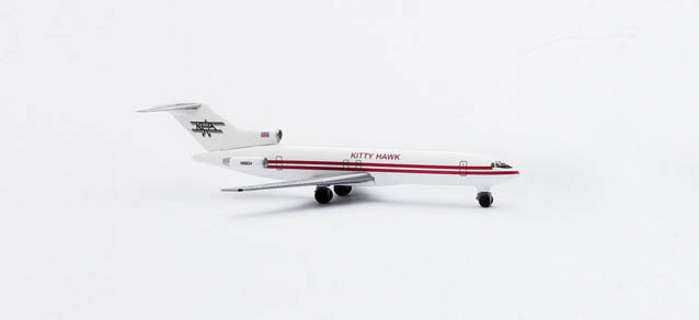 Kitty Hawk B727-200 (1:500), Herpa 1:500 Scale Diecast Airliners Item Number HE503105