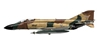 F4-J Phantom II, 71st TFS, TFB.7, Iranian Air Force, Shiraz AB, Sept 1980 (1:72) - Preorder item, order now for future delivery
