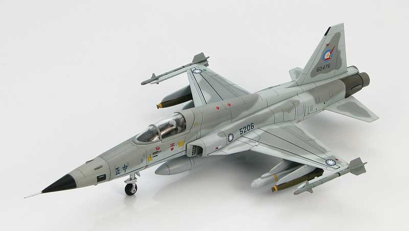 F-5E Tiger II, Republic of China (Taiwan) Air Force, 1978 (1:72), Hobby Master Diecast Airplanes Item Number HA3317